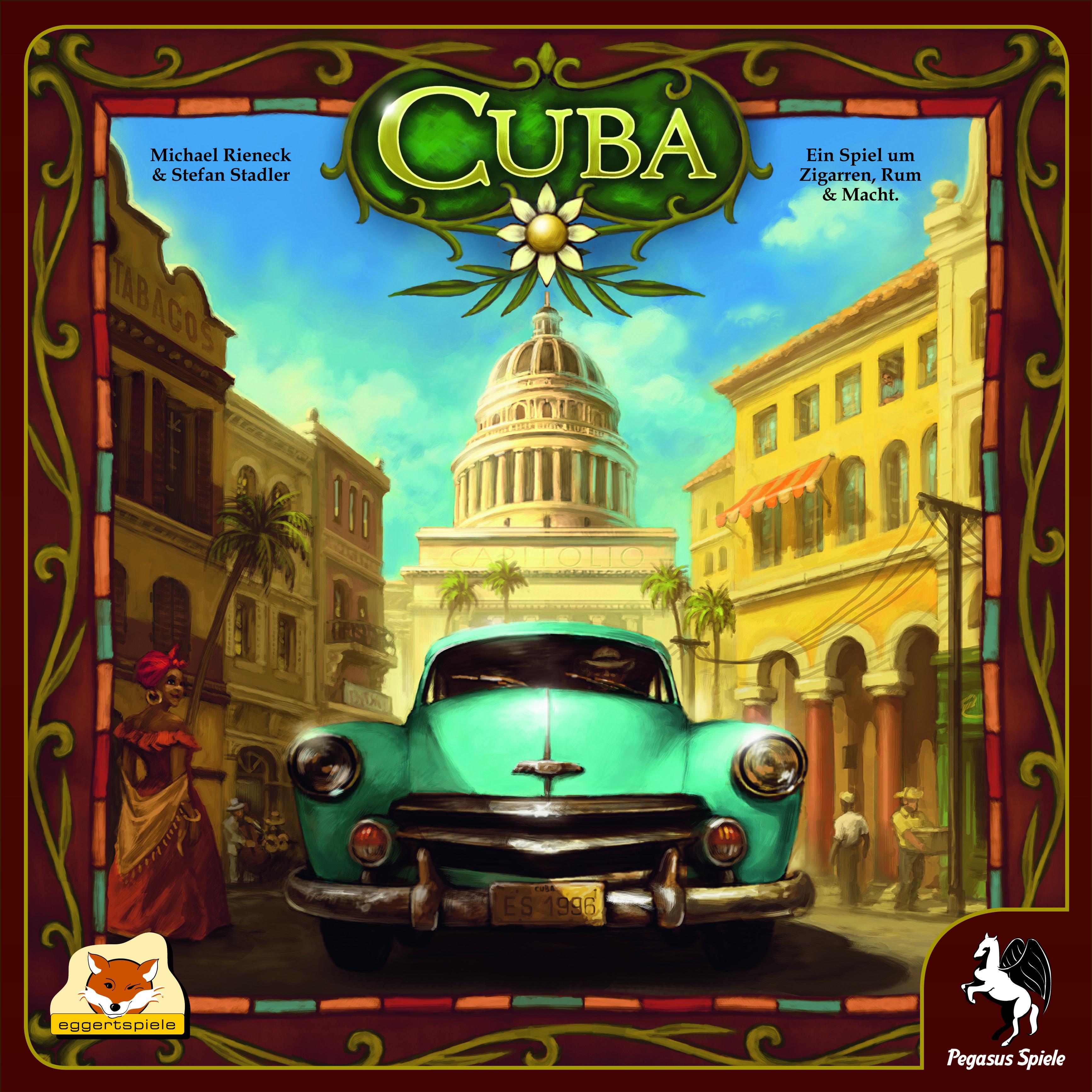 Cuba Spiel