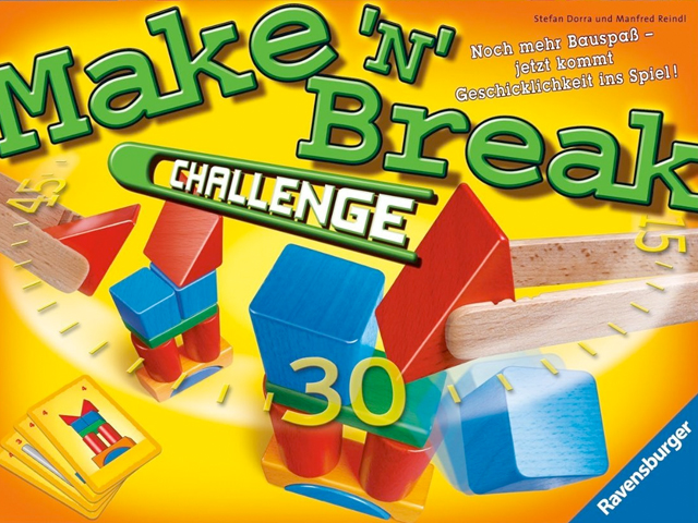 Make A Break Spiel