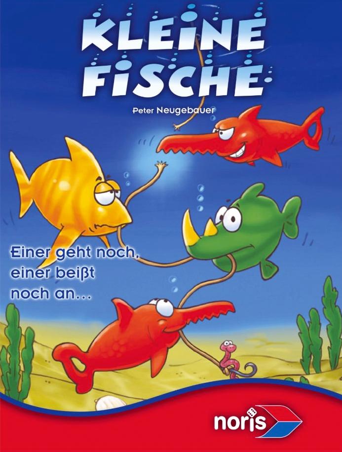 Kleine fische spiel anleitung und bewertung auf for Kleine fische