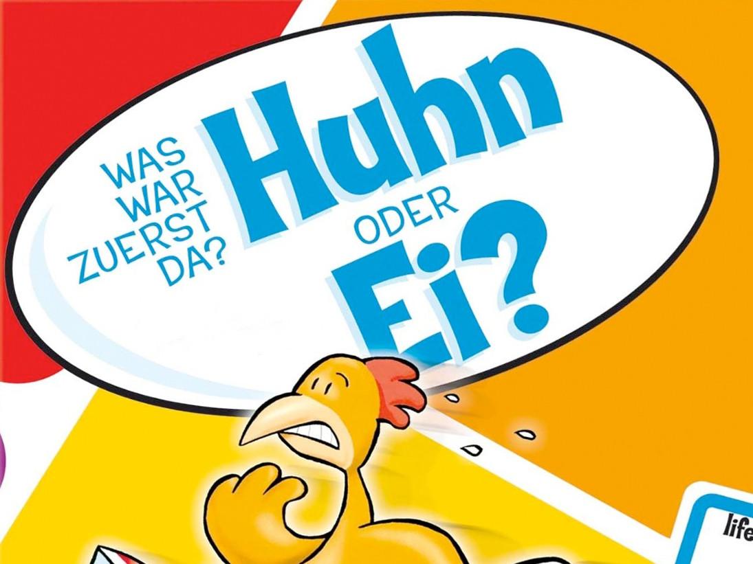Ei Oder Huhn
