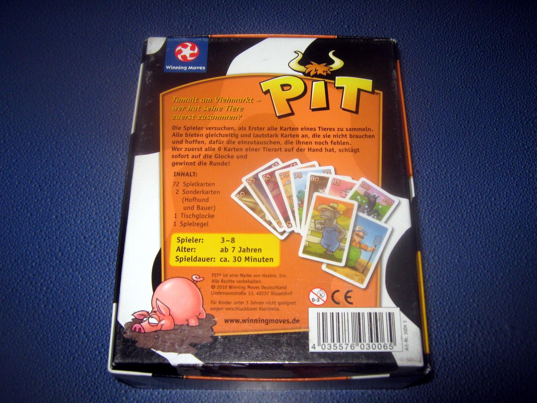 Pit Spiel