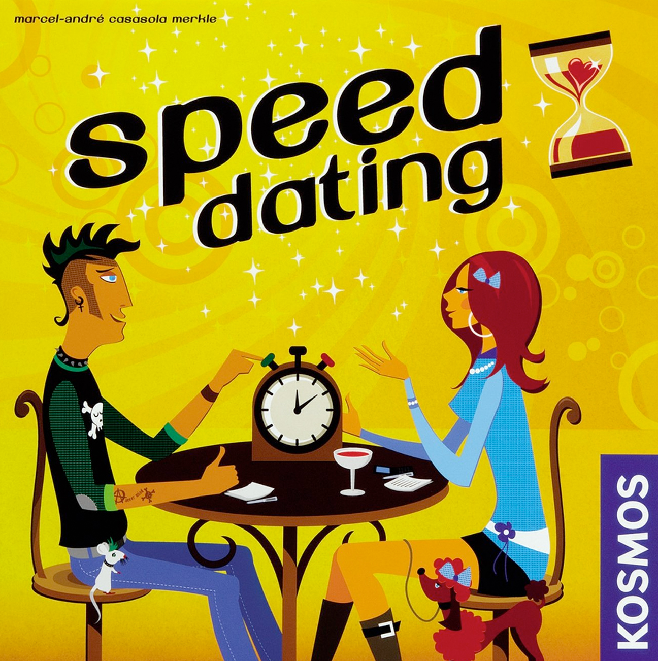 dvb speed dating