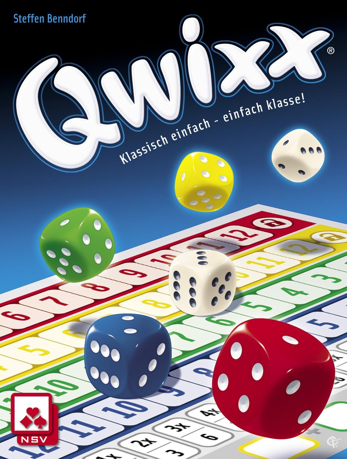 Spielregeln Qwixx
