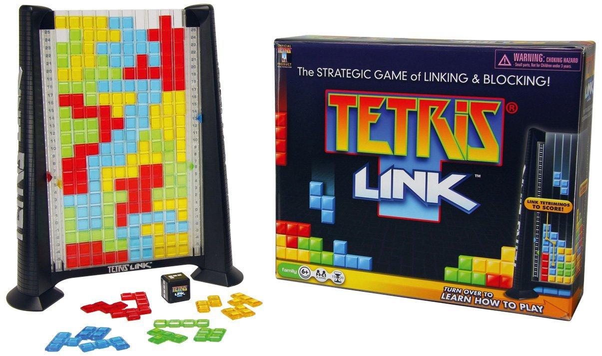 Tetris Link Spiel