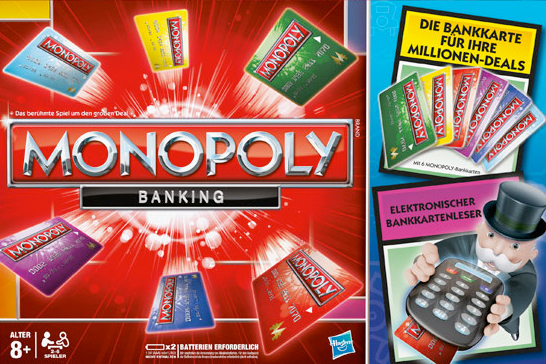Monopoly Banking Ultra Anleitung