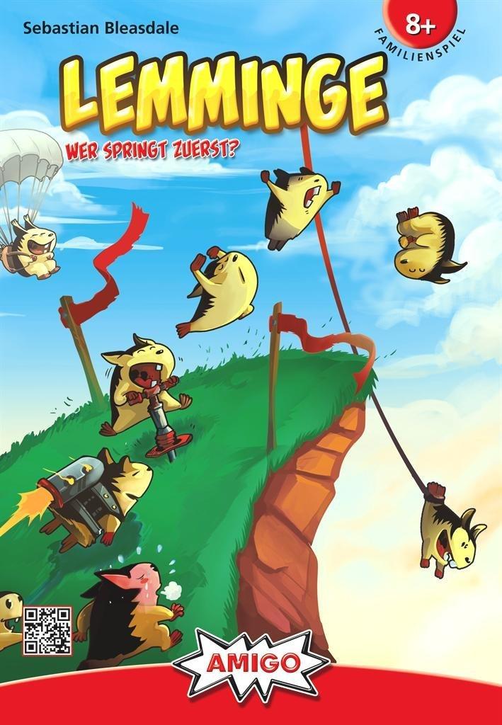 lemmings das spiel