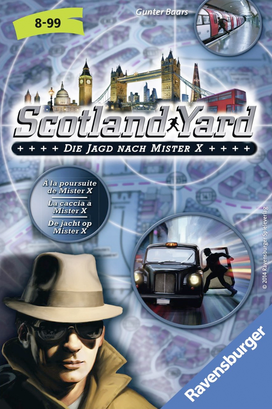 Anleitung Scotland Yard