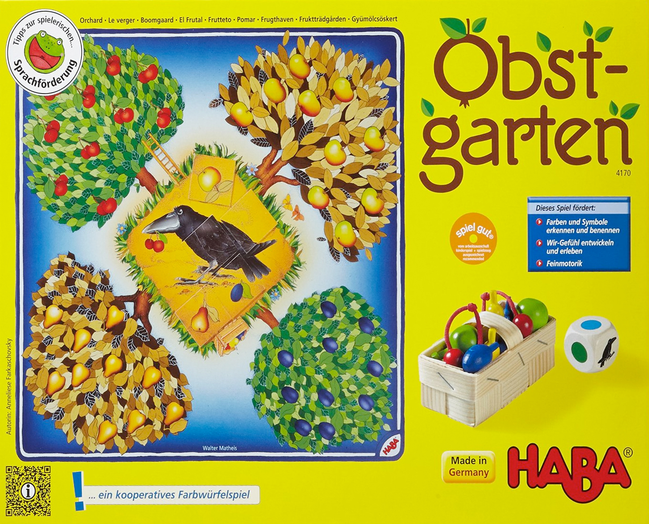 Erster Obstgarten Anleitung