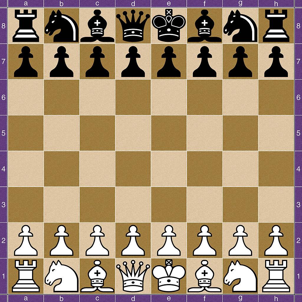 Spiel Schach