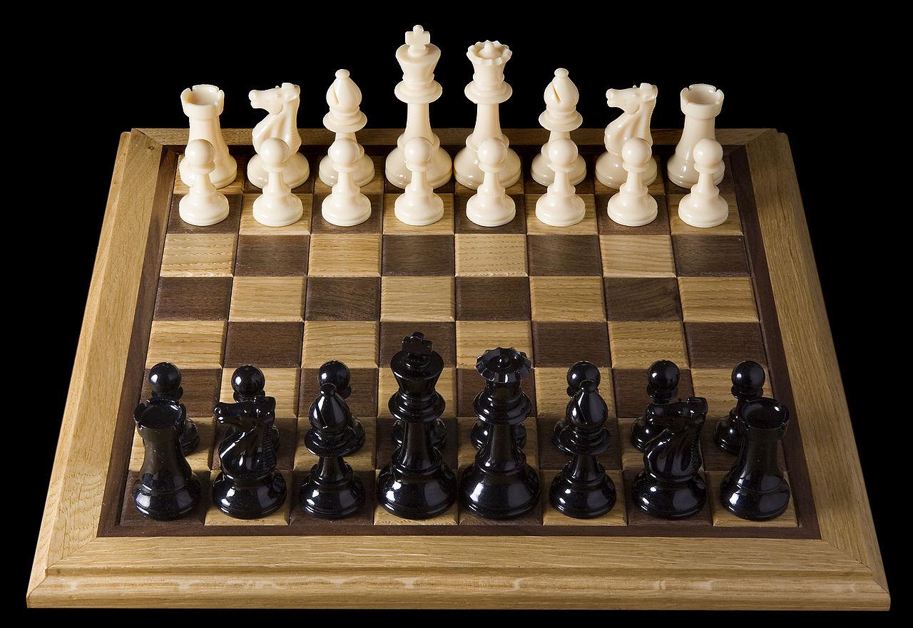 Spiel Beim Schach