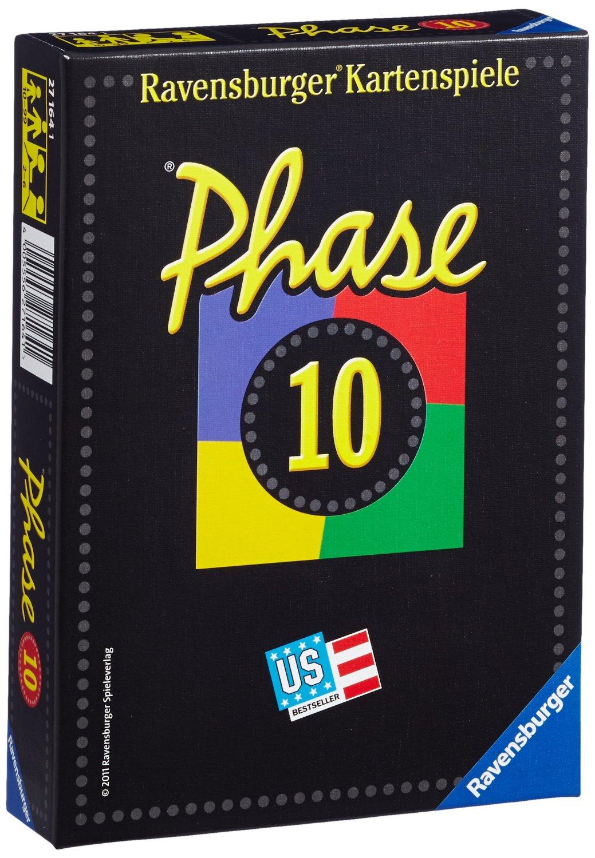 Phase 10 Phasen