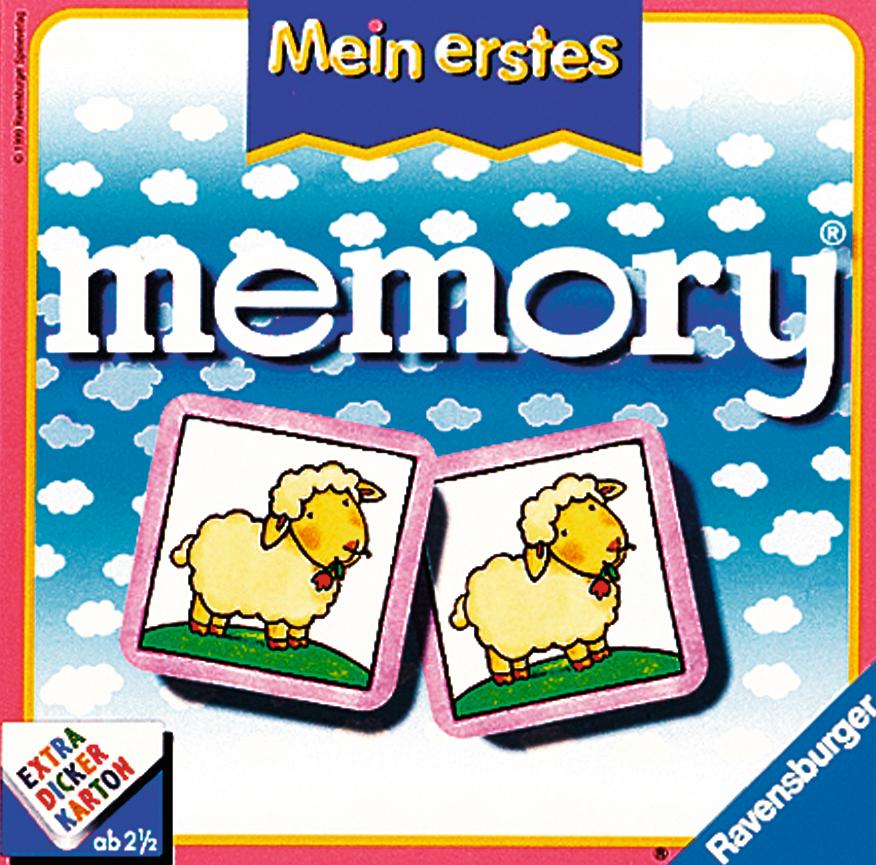 Memories Spiele