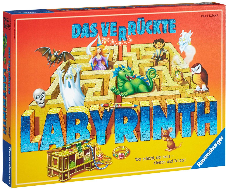 Das VerrГјckte Labyrinth
