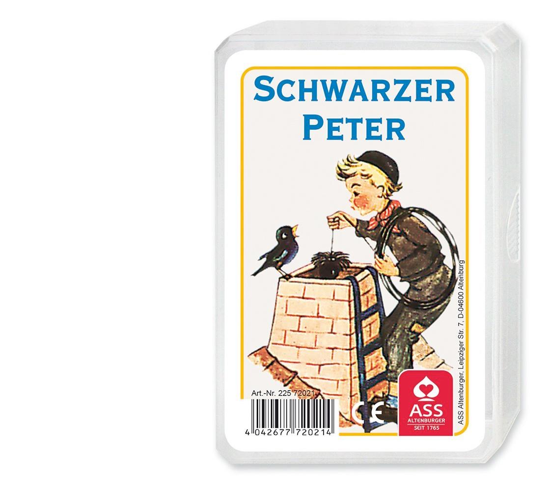 Anleitung Schwarzer Peter