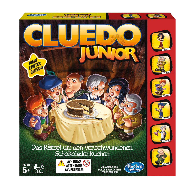 Cluedo Junior Anleitung