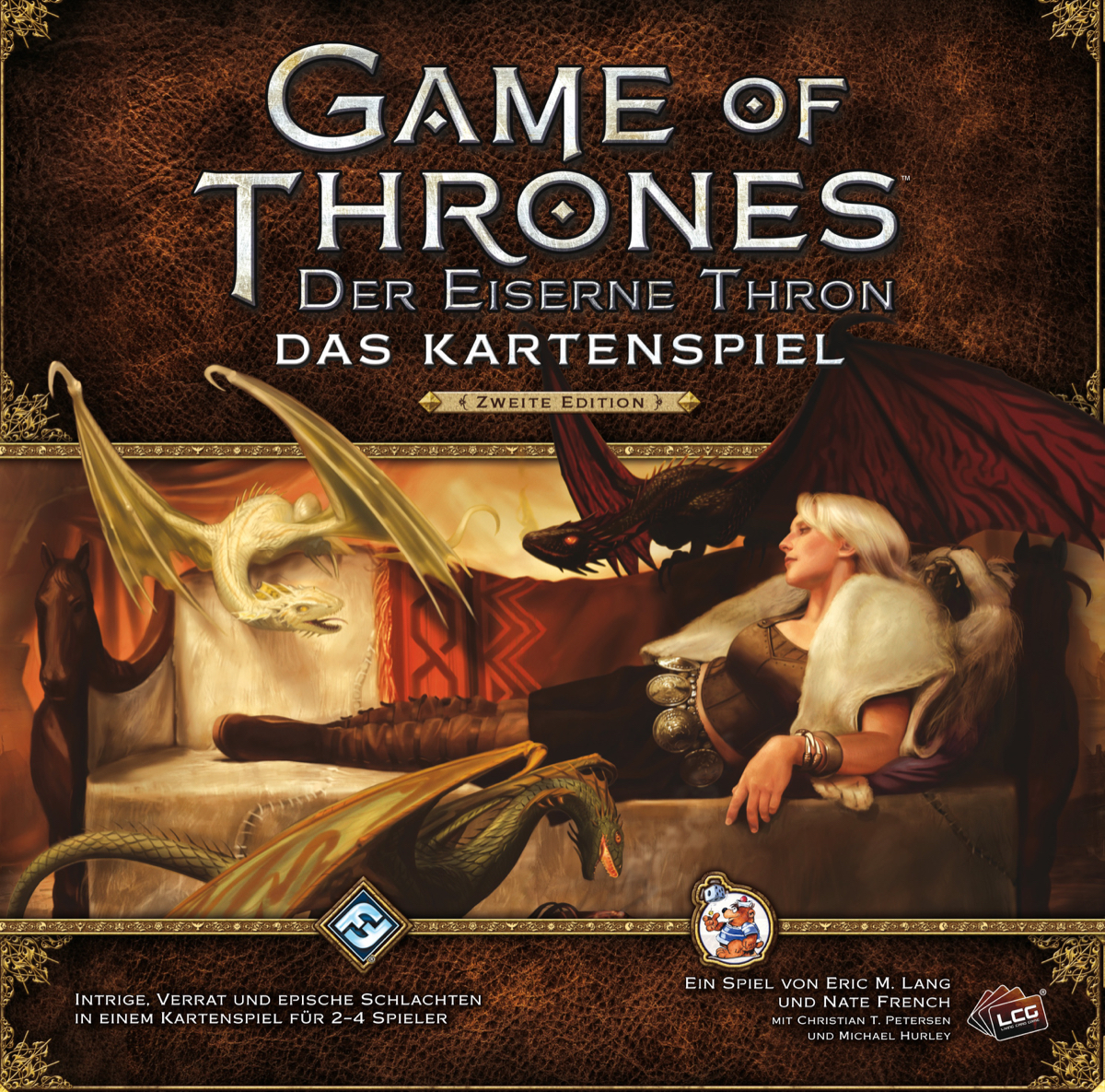 Spiel Game Of Thrones
