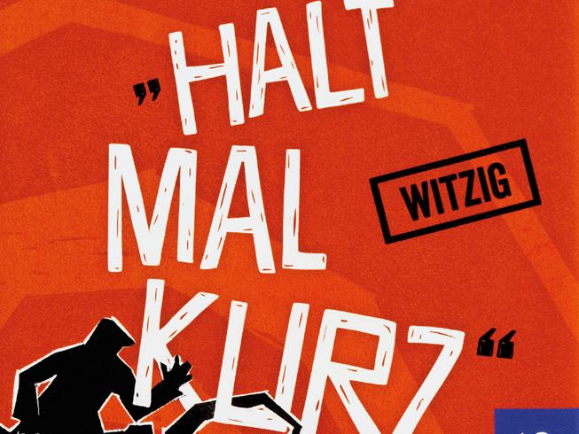 Anleitung Halt Mal Kurz