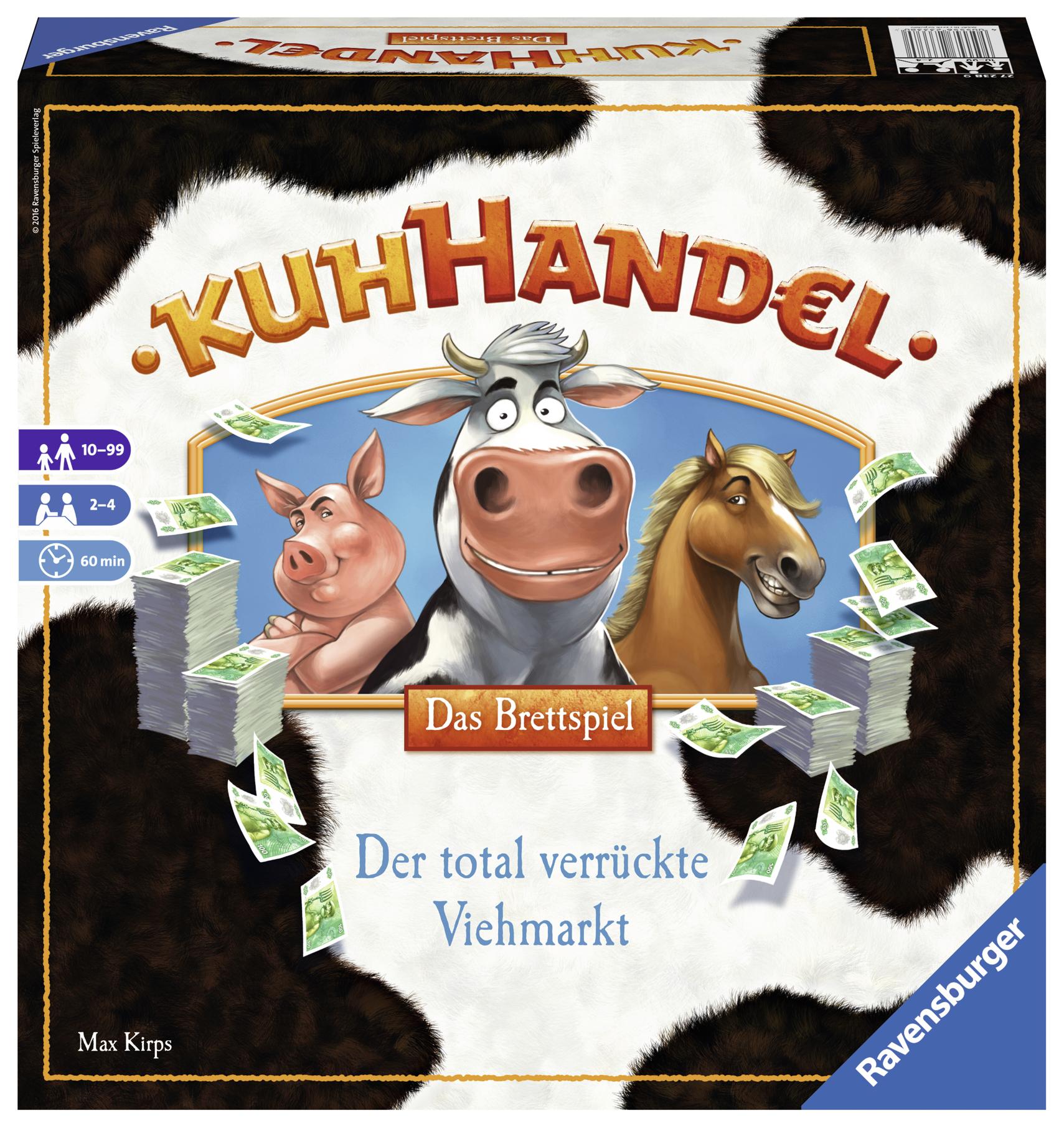 Kuhhandel Spiel