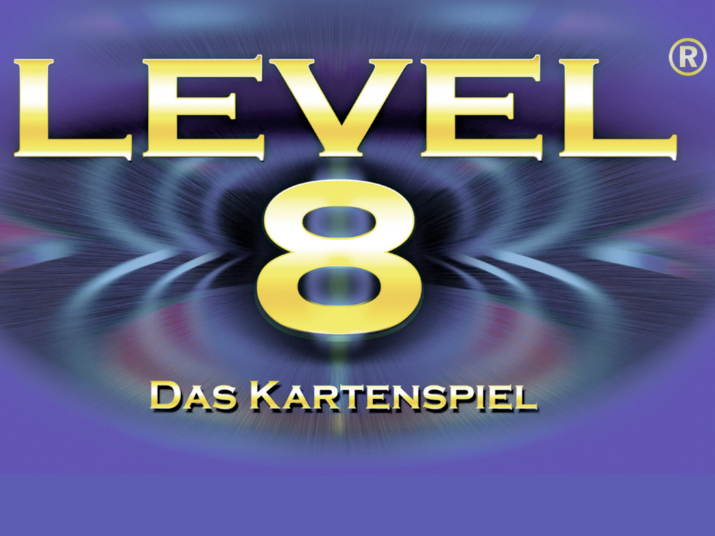 Level 8 Kartenspiel