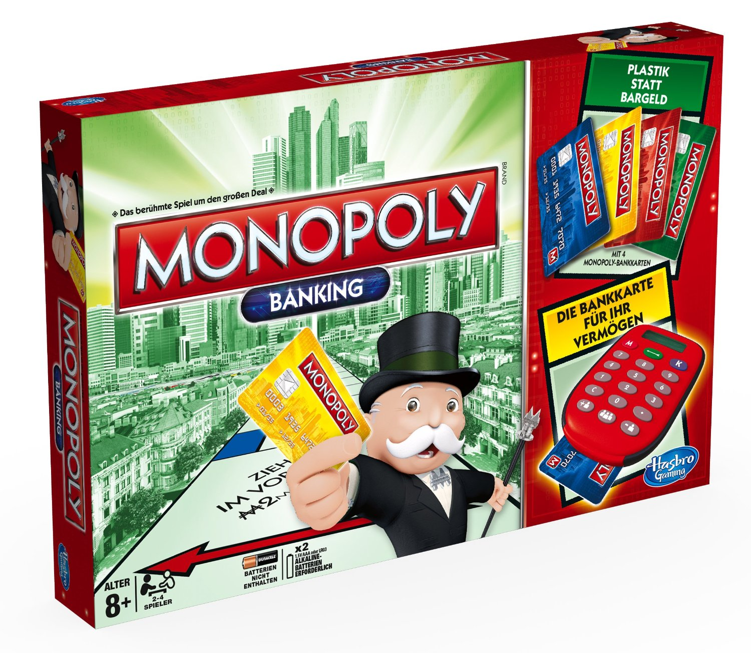 anleitung monopoly banking