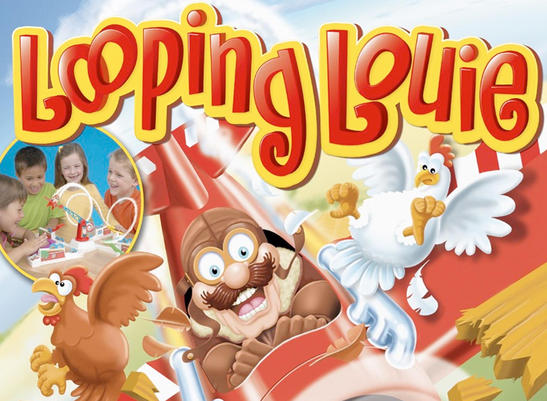 Looping Louie Online Spielen