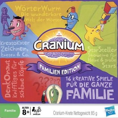 Spiel Cranium