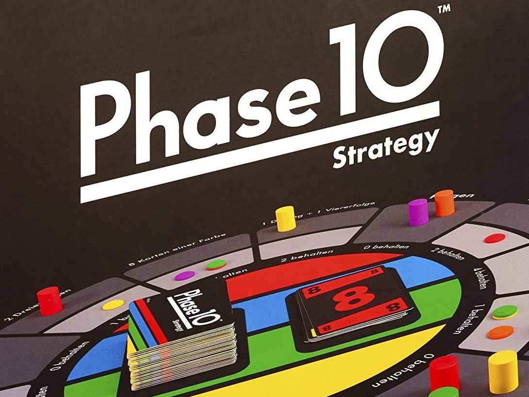 Phase 10 Brettspiel Anleitung