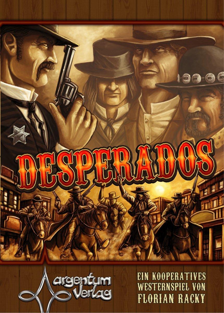 Desperado Spiel