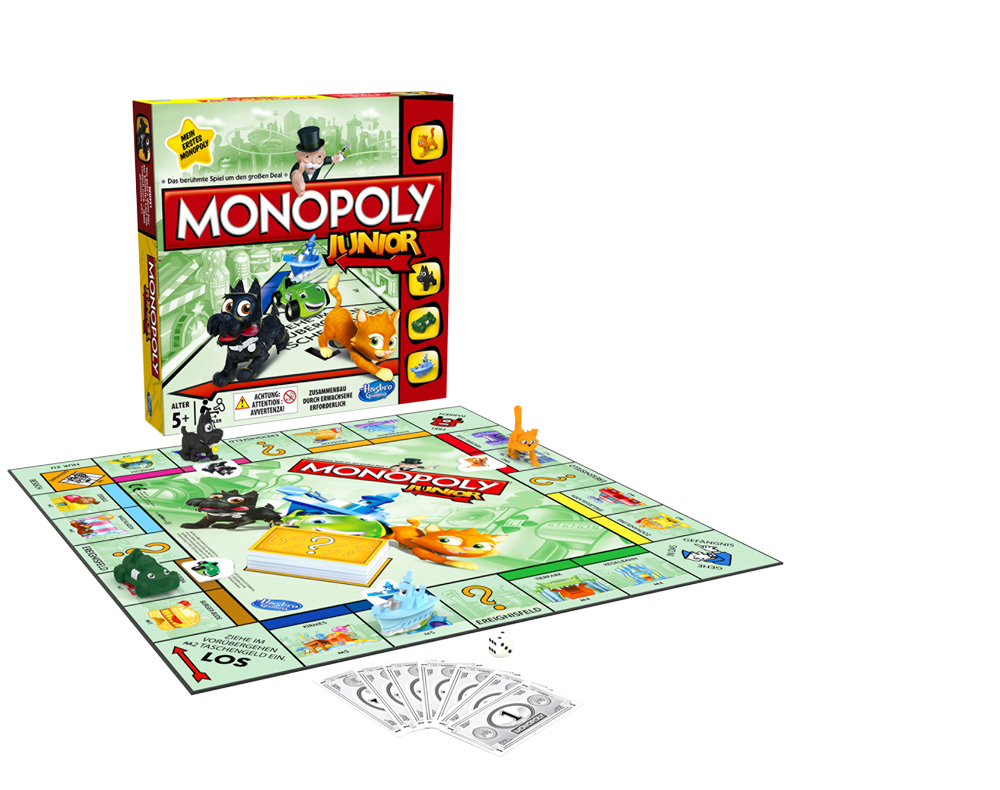 Monopoly Anleitung Geld
