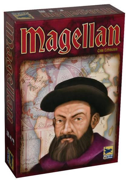magellan spielen
