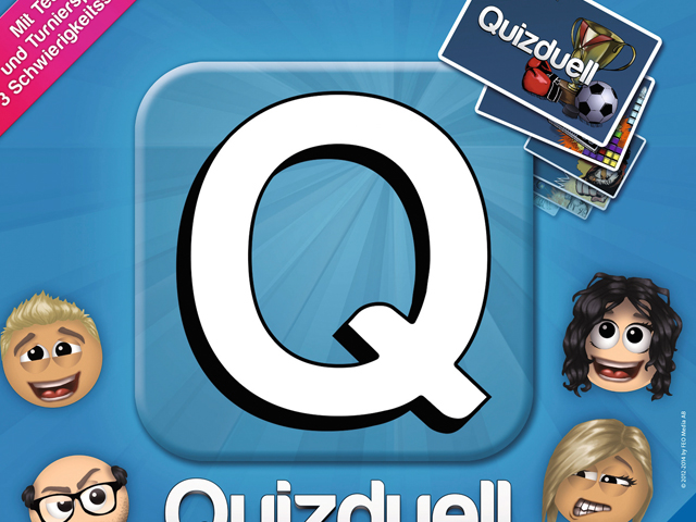 Brettspiel Quizduell