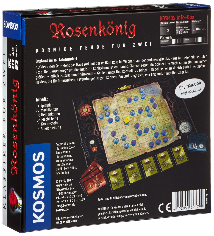 Rosenkönig Spiel