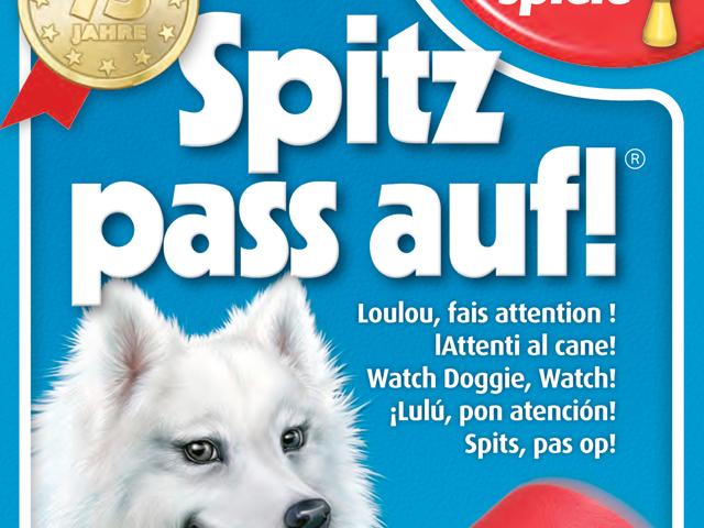 Spielanleitung Spitz Pass Auf