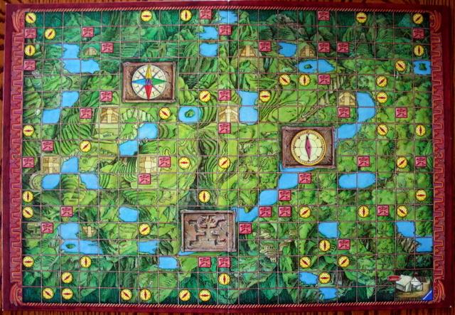 der schatz der inka brettspiel