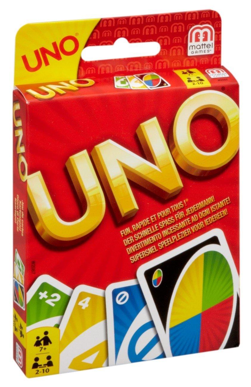 Wieviel Karten Hat Uno