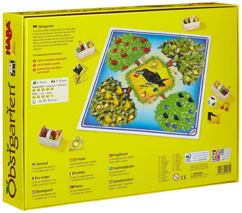 Spiel Obstgarten