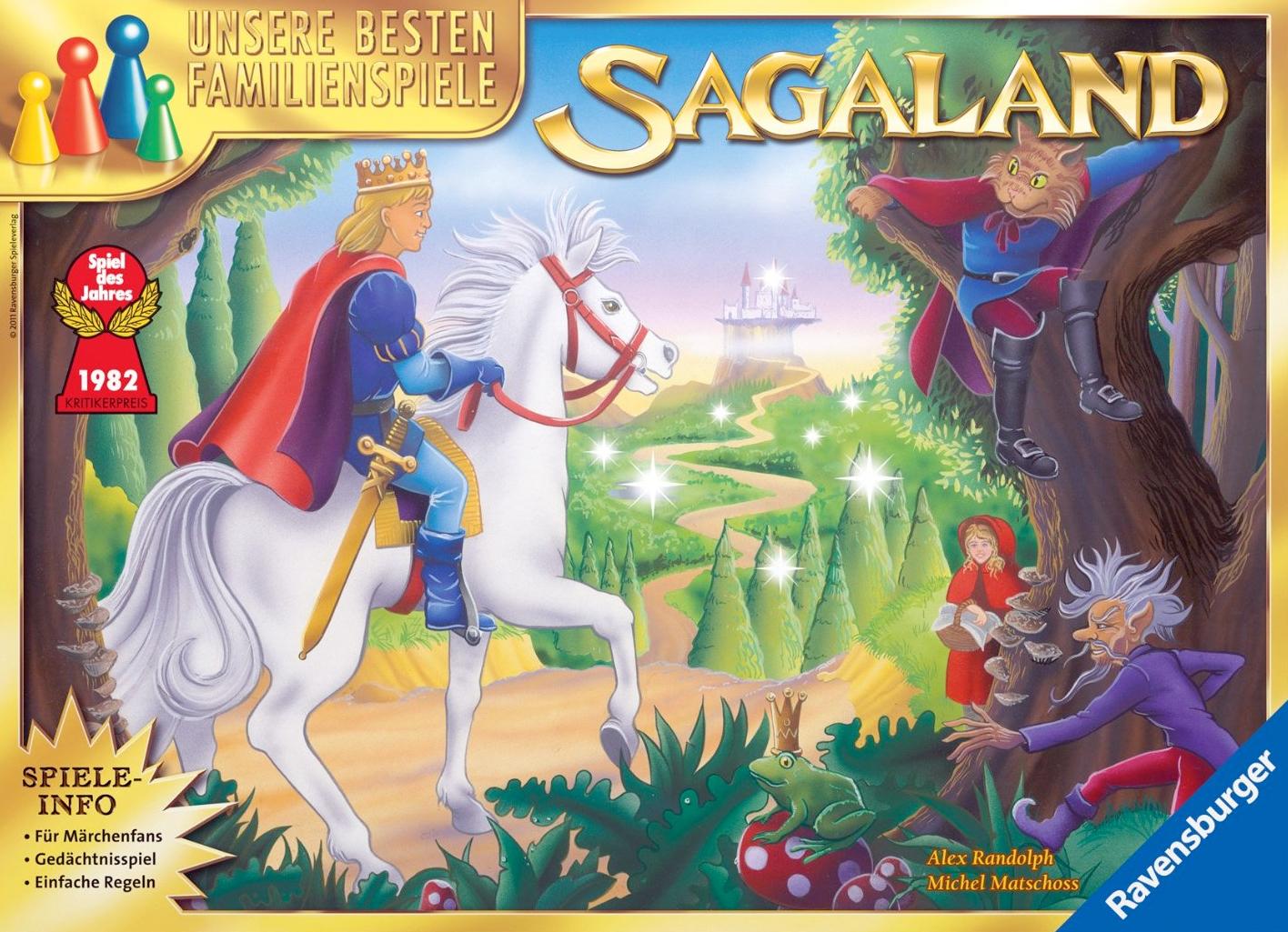 Anleitung Sagaland