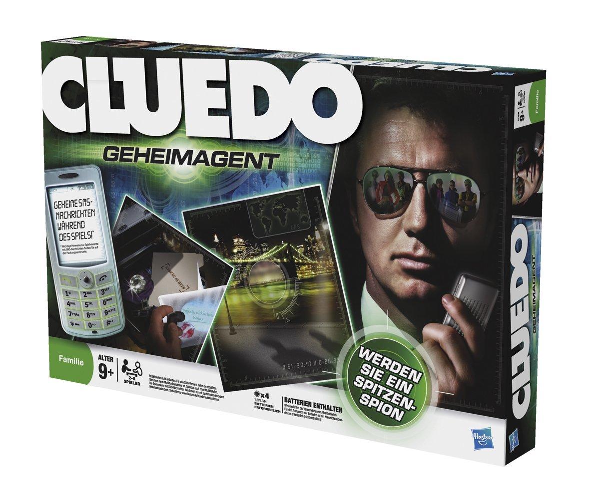 Cluedo Geheimagent