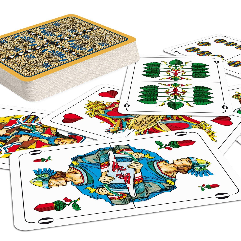 Altenburger Skatkarten Deutsches Blatt