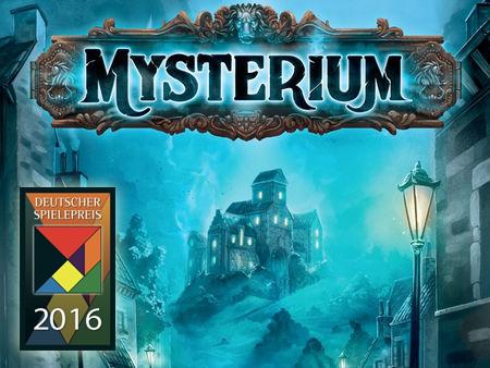 Teen Mysterium Spiele
