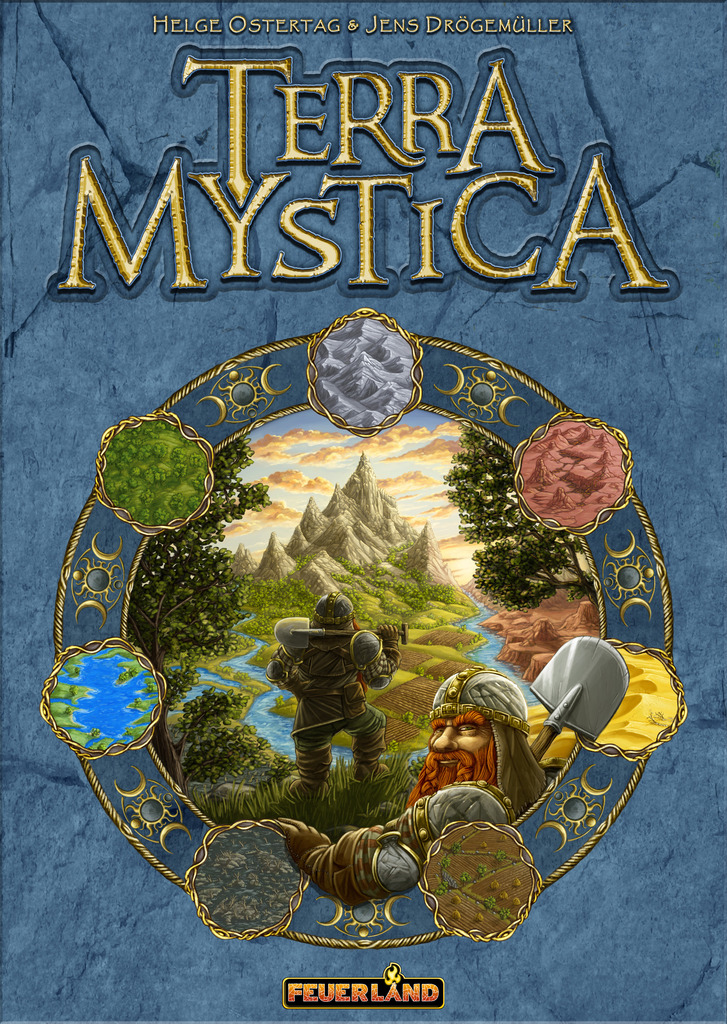 Terra Mystica Anleitung