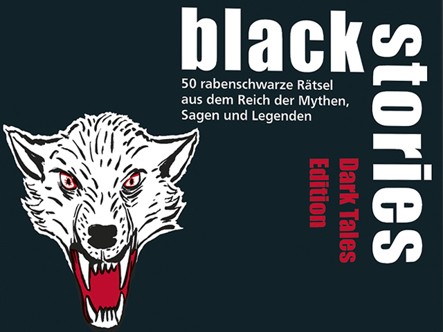 Black Stories Anleitung