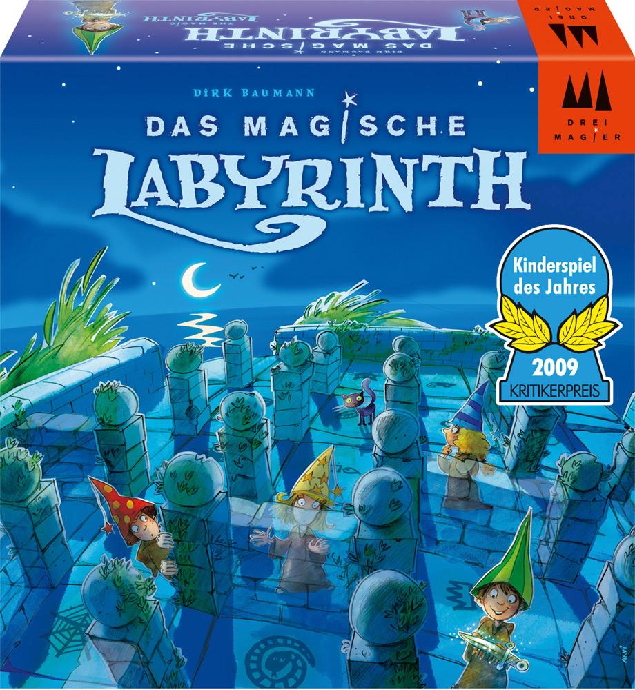 Das Magische Labyrinth Spiel
