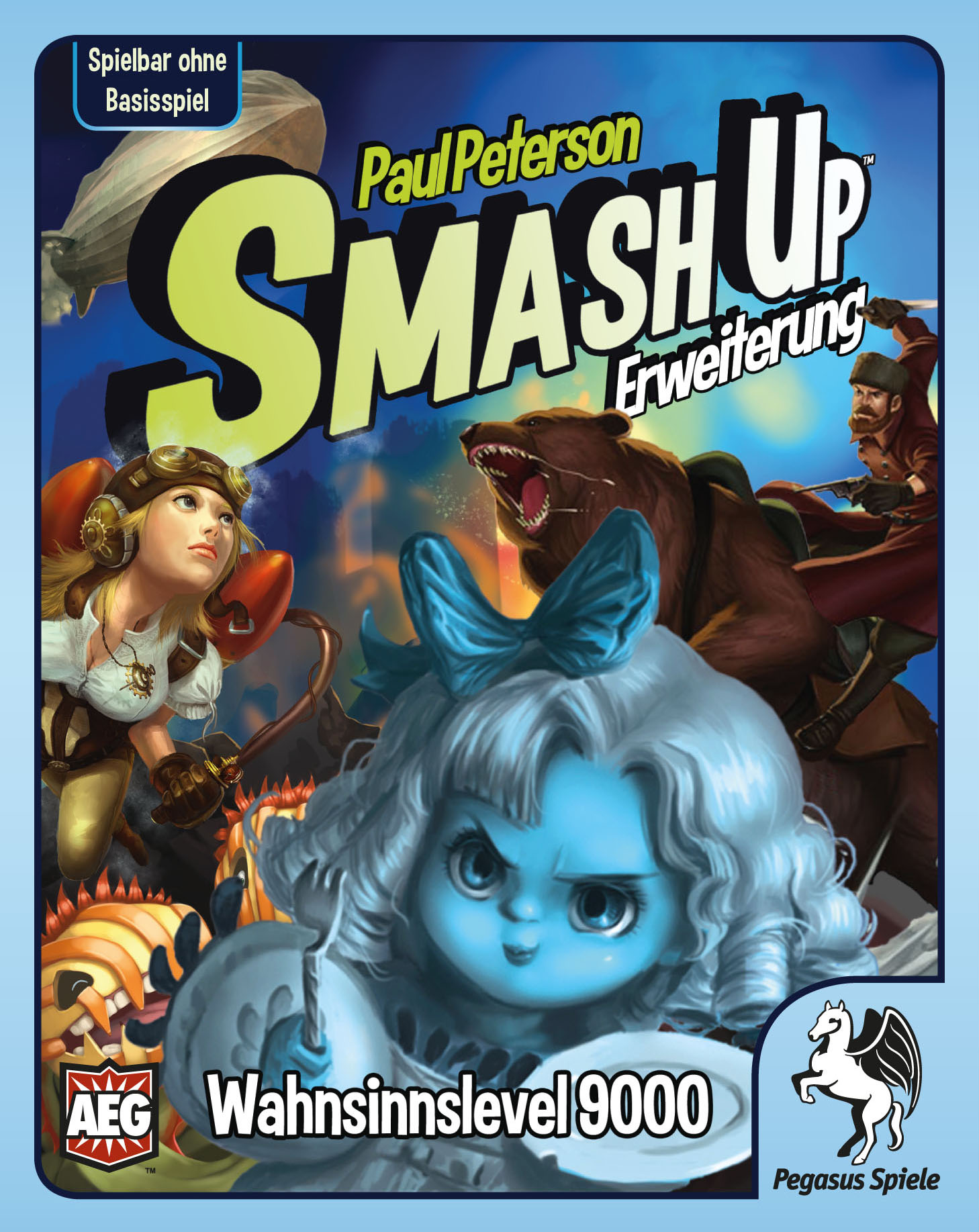 Smash Up Regeln