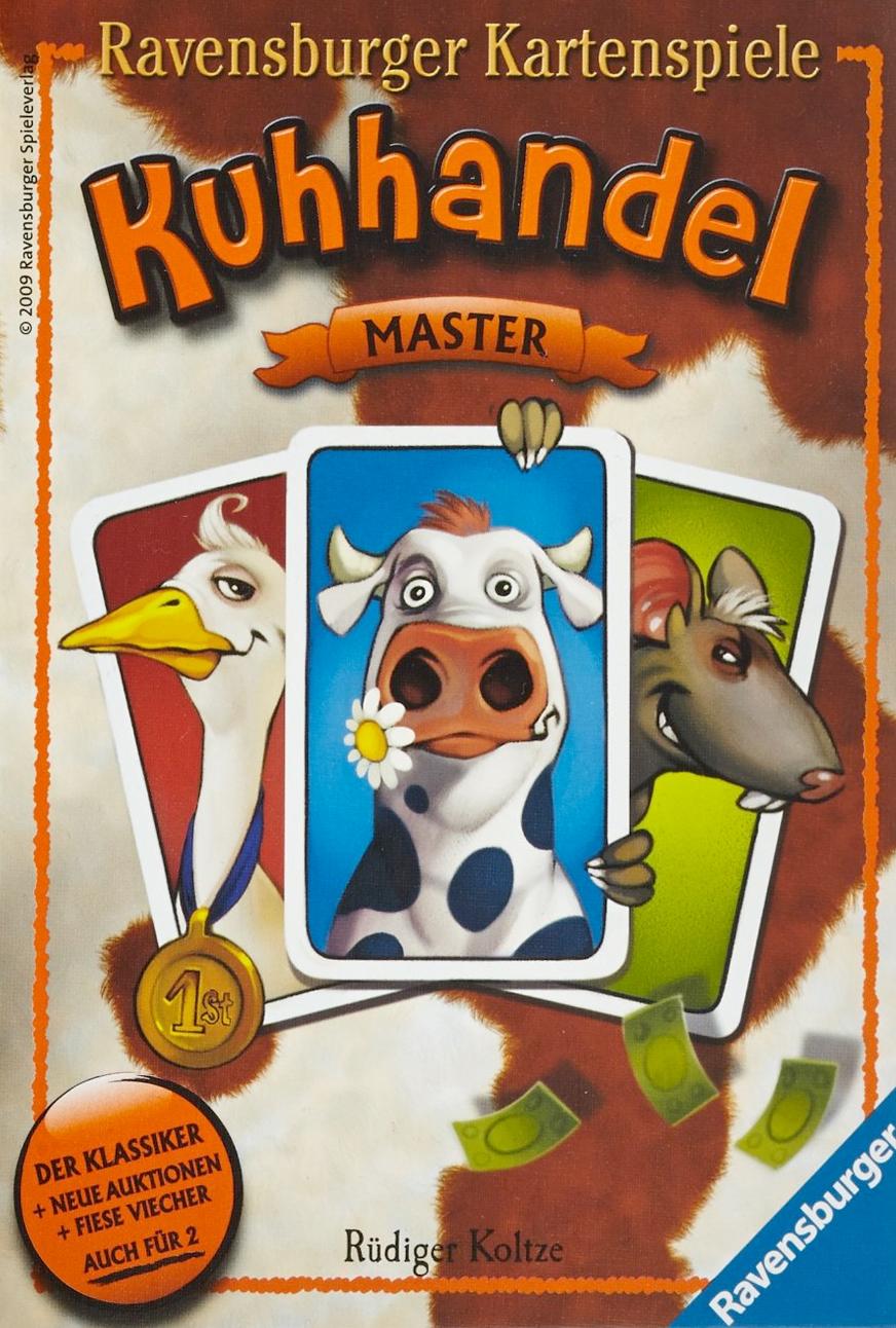 Spiel Kuhhandel