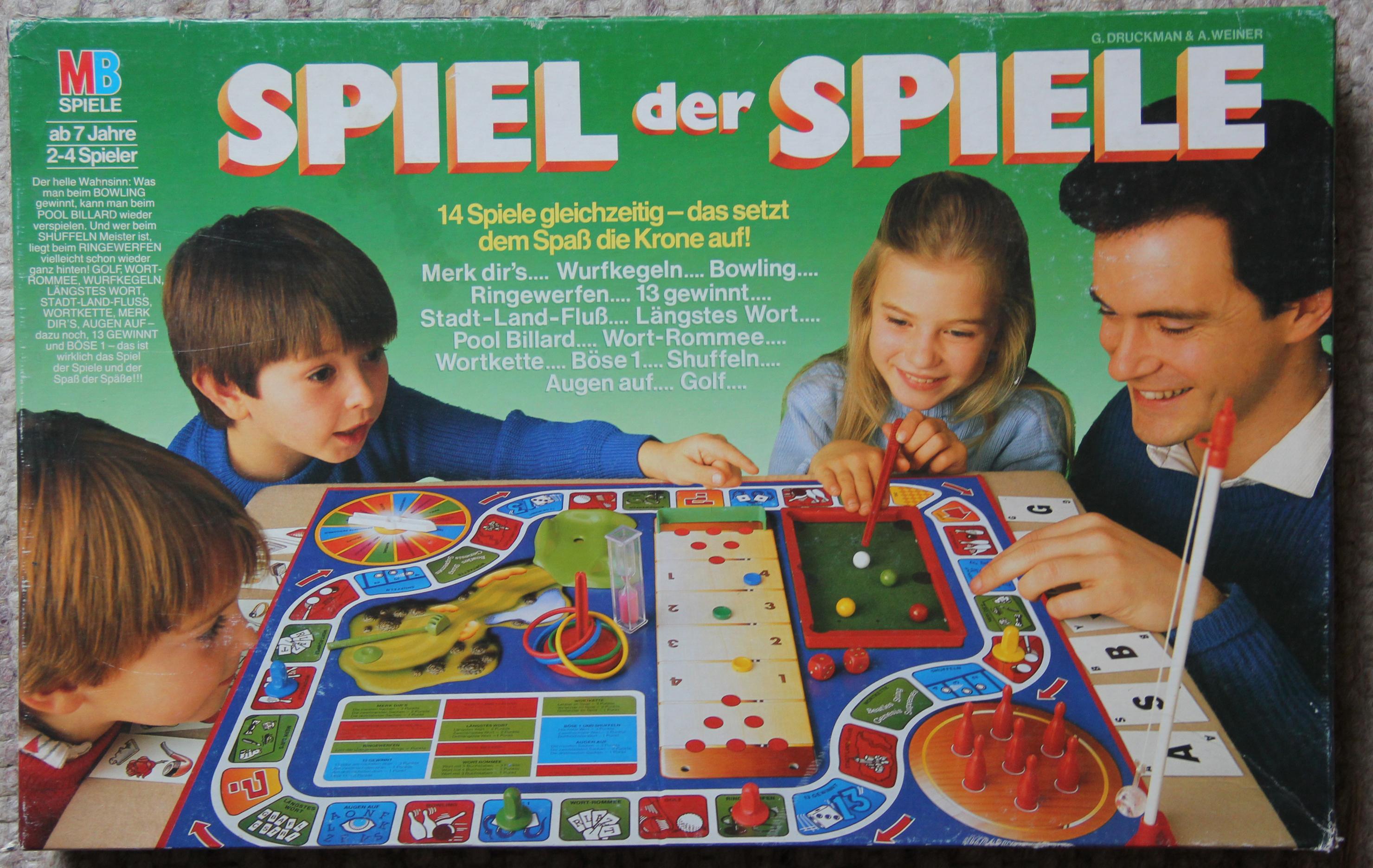 Spiele Zu Spielen