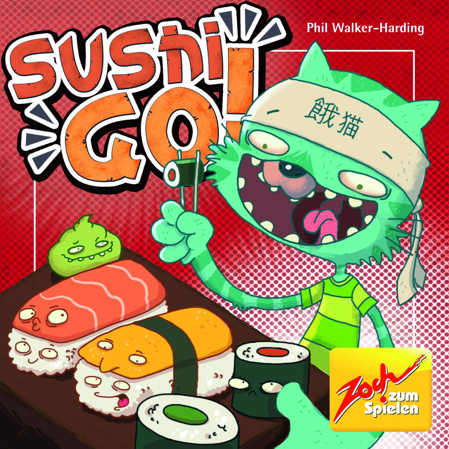 Sushi Spiel