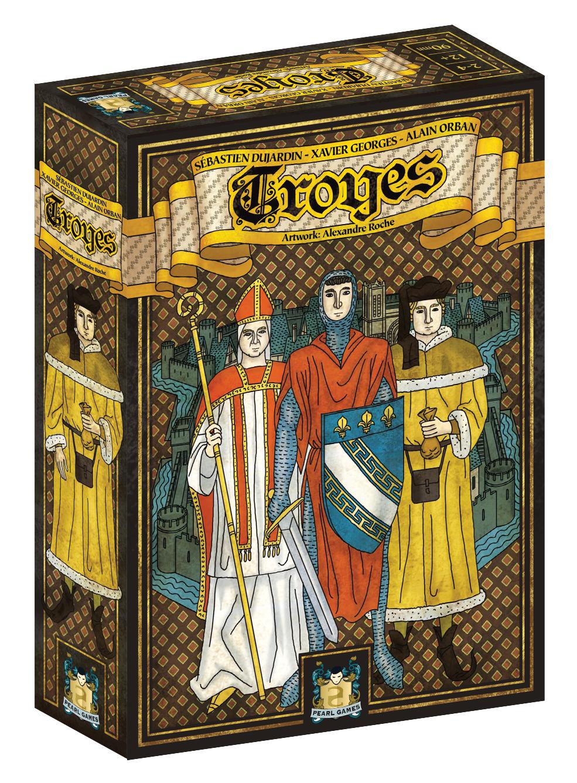 Troyes Spiel