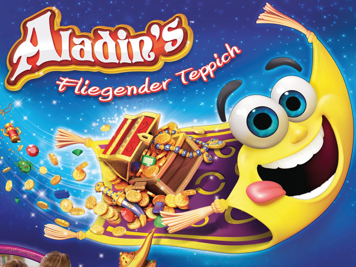 Aladin Teppich