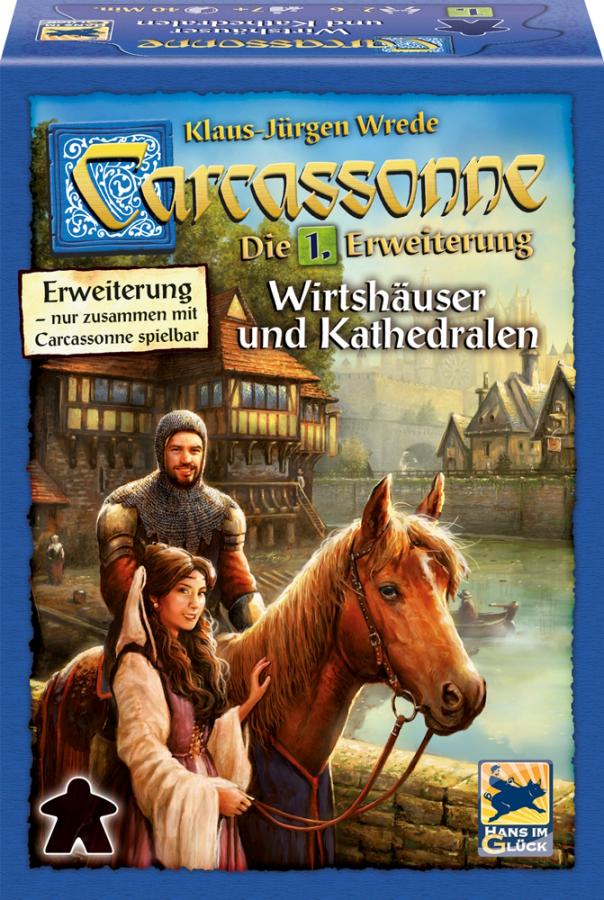 Carcassonne Spiel Erweiterung